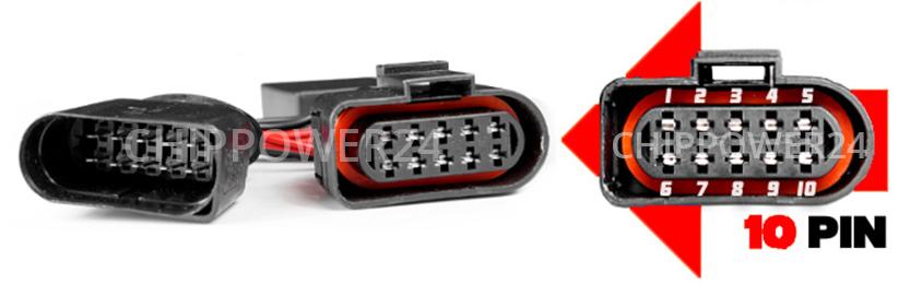 Chip Box VP analog 10pin connector